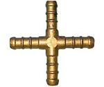 Соединитель для газовых шлангов N2190