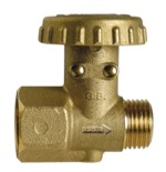 Вентиль газовый N1600
