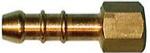 Штуцер газовый Ø10мм с внутренней резьбой N2120